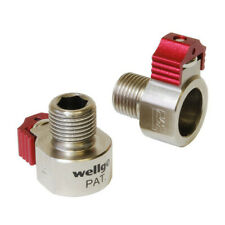One set extra Wellgo pedal latches (for QRD and QRD-ii quick-removable pedals)