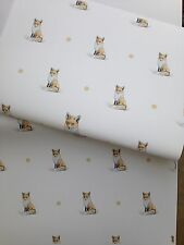 Fox ,Wrapping Paper, Gift Wrap, For Fox Lovers, Foxes, Read Details