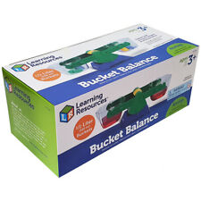 Learning Resources Bucket Balance Teach Weight Concepts Educational Toy Ages 5+