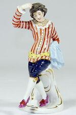 Unterweissbach-porcelana figura personaje Scaramouche de comedia dell arte-elección 2.
