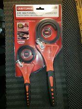 Craftsman 2-PC Multi-Purpose Strap Wrench Set 945570