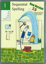 Volume 1 - Sequential Spelling DVD-ROM, NEW Version 2.5 - (Classic Series 2014)