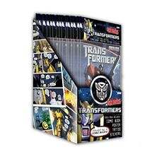 Transformers Amusant Lot Micro-Comic (1 Aléatoire) par Toy Zany