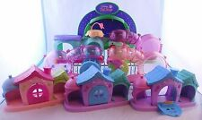 Littlest Pet Shop Playset/House/Home Lot for Dogs, Cats, Rodents, Light-up Dome