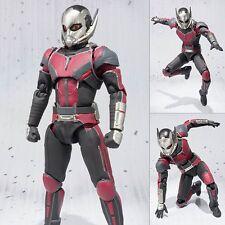 S.H. Figuarts Captain America Civil War Antman action figure Bandai (Authentic)