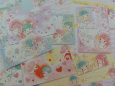 Sanrio Little Twin Stars Letter Set Writing paper envelope stationery gift girl