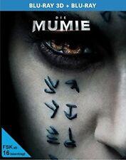 DIE MUMIE (2017) (3D)-BLU-RAY  2 BLU-RAY NEU