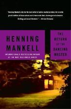 Vintage Crime/Black Lizard: The Return of the Dancing Master by Henning Mankell