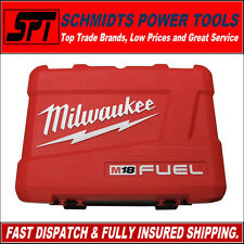 MILWAUKEE M18 2 TOOL CASE FOR 18V FUEL BRUSHLESS DRILL & IMPACT M18CPD & M18CID