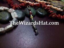 7 Chakra Pendant, Natural Gemstones. Metaphysical, Meditation & Balance