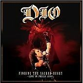Dio - Finding the Sacred Heart - Live in Philly 1986) (2013)  2CD NEW SPEEDYPOST