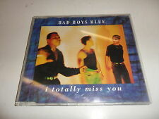 CD Bad Boys Blue-I Totally Miss You