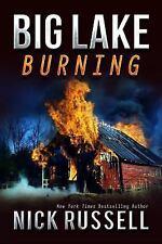 Big Lake: Big Lake Burning by Nick Russell (2015, Paperback)