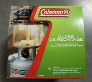 Coleman Lantern Replacement Globe R690B048C for Lantern 220/228/235/290/295/2600