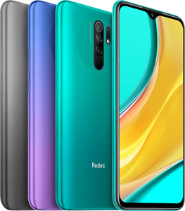 Xiaomi Redmi 9 32GB 3GB Dual SIM Factory Unlocked GSM Global Version