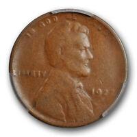 1922 D 1C Weak D Lincoln Wheat Cent PCGS F 12 Fine Shadow D Cert#3662