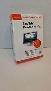 Parallels Desktop for Mac New Sealed