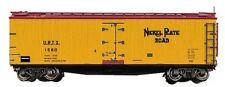 Blueprint Series Train kit 40' ACF/URTX Wood Reefer Nickel Plate Road KIT 1214
