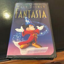 FANTASIA LE CHEF-D'OEUVRE DE WALT DINSNEY video VHS EN FRANCAIS MICKEY MOUSE