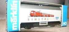 S47  Märklin  Basis 4415 Kühlwagen Sihltal Bahn