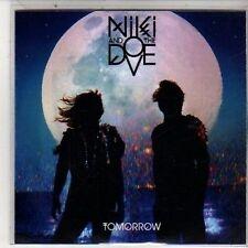 (DB231) Niki & The Dove, Tomorrow - 2012 DJ CD