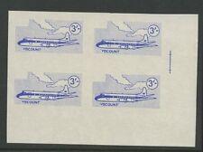 Guernsey SARK 1967 Def  3s Vignette PROOF gummed blk 4