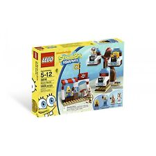 3816 GLOVE WORLD lego spongebob squarepants NEW sandy patrick legos set NISB
