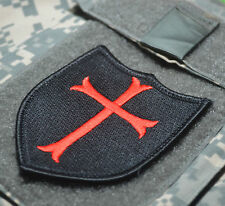 KILLER ELITE SEAL ODA TEAM NINJA NETWORK MORALE PATCH: Crusader Red Cross Shield