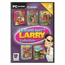 Leisure Suit Larry Collection ( PC DVD ) NEW SEALED 5 GAMES