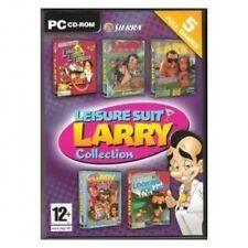Leisure Suit Larry Colección ( PC DVD ) NUEVO PRECINTADO 5 JUEGOS