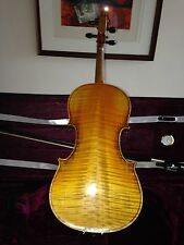 Heinrich Heberlein Violin made in Germany /  Bow and Case.