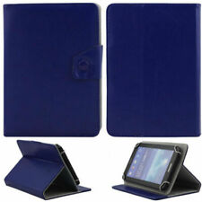 "For Samsung Tab 2/3/4/ 7""10"" Inch Universal PU Leather Tab Stand Case Cover-Blue"