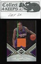 2010-11 Limited Threads #95 Grant Hill (Jersey Phoenix Suns) #'d 040/199