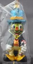 Christopher Radko By Jiminy 1996 Ornament Cricket 96-Dis-11 Numbered Tag In Box