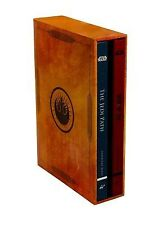 Star Wars : The Jedi Path & Book of Sith Deluxe Box Set by Wallace, Daniel Boxed