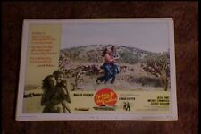 BOBBIE JO AND THE OUTLAW 1976 LOBBY CARD #2
