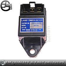 12Vdc Ngk Glow Plug Lamp Timer 15694-65992 Sn1Nl For Kubota Gl6000A