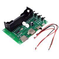 XH-A150 Lithium Batterie Bluetooth Digital Power Amplifier Board 5W + 5W Mu W2X1