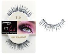 Shine 100 Natural False Eyelashes High Quality Individual Fake Lashes 110