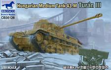 Bronco 1/35 35126 Hungarian Medium Tank 43.M Turán III