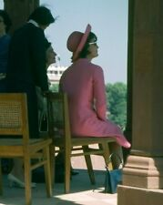 First Lady Jacqueline Kennedy in New Delhi during trip to India New 8x10 Photo