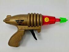 VINTAGE RAY GUN TOY SPACE GUN RAZER RAY GUN VINTAGE SPARKS & SOUND Flash Gordon