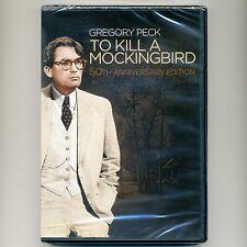 To Kill A Mockingbird restored 1962 movie new 2-disc DVD Gregory Peck, R. Duvall