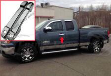 2007-2013 Chevy Silverado/GMC Sierra 2 Chrome Door Handle Covers w/PSKH