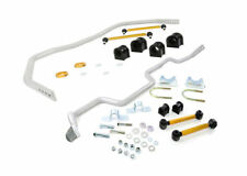 Whiteline Front/Rear Sway Bar Kit for 2005-2014 Ford Mustang