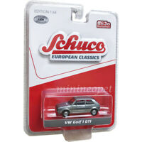 SCHUCO 9100 EUROPEAN CLASSICS VW VOLKSWAGEN GOLF I GTi 1/64 Chase