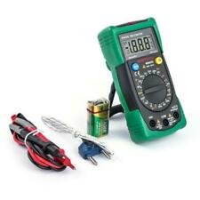 MS8233C Mastech Digital pro Hand Multimeter a/V / Ohm / Temperature Ncv