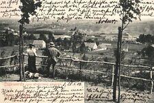 9430/ Foto AK, Elsterwerda vom Winterberg aus gesehen, 1905