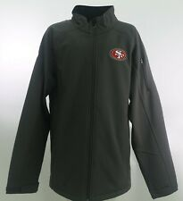 San Francisco 49ers NFL Kids Youth Size Light Transitional Soft Shell Jacket New