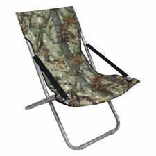Preferred Nation Padded Recliner Beach Chair, Camo